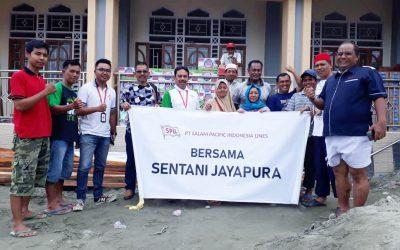 Spil bersama Sentani – Jayapura