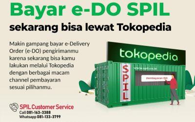 Perusahaan pelayaran dan logistik pertama di platfrom E-commerce Tokopedia