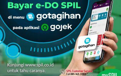 SPIL dan GoPay Kolaborasi Permudah Pembayaran Dokumen Bongkar Muat