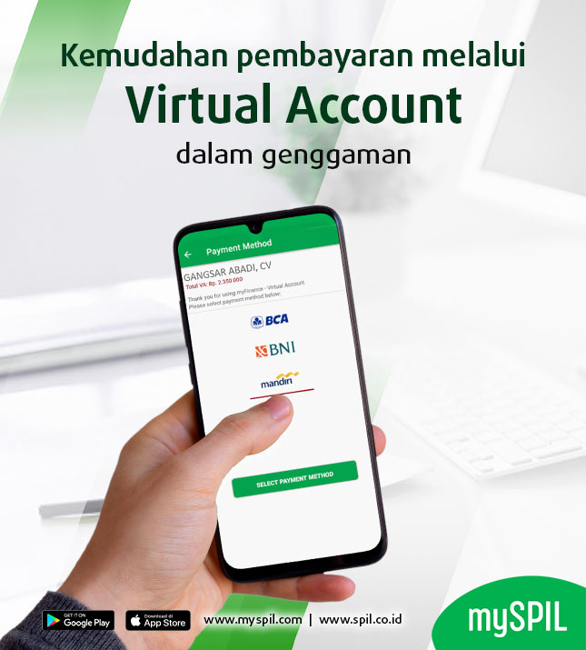 Virtual Account, Salam Pacific Indonesia Lines, Shiplog, Shipping, Logistik, Cargo, Ekspedisi, Kontainer, Freight