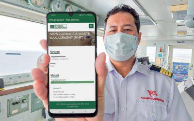 Tingkatkan SDM, SPIL Tingkatkan Layanan Digitalisasi untuk Pelaut