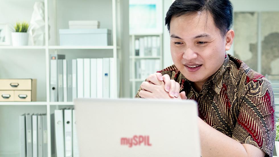mySPIL Shipping Instruction, Salam Pacific Indonesia Lines, Shiplog, Shipping, Logistik, Cargo, Ekspedisi, Kontainer, Freight