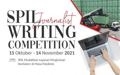 SPIL Gelar Kompetisi Karya Tulis untuk Jurnalis Indonesia